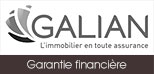 Logo Galian, une garantie financière