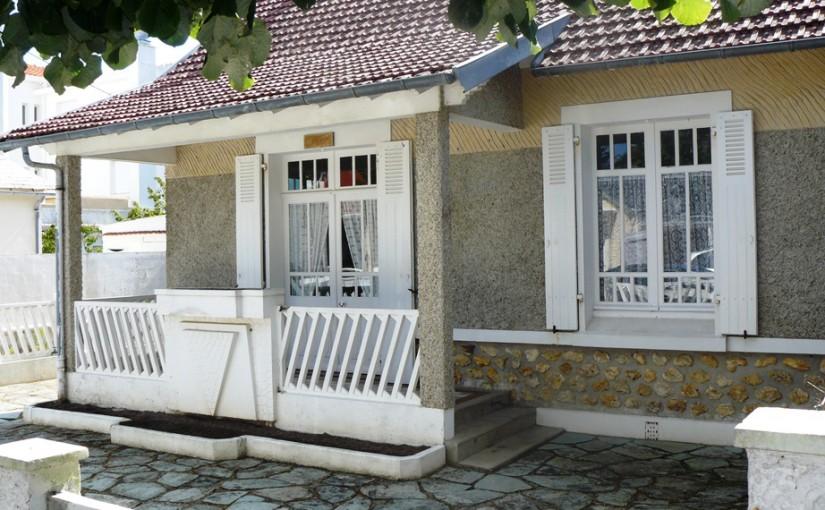 L'Immobilière Vendéenne  vous présente le « Devallon » un quartier typique de Saint Jean de Monts