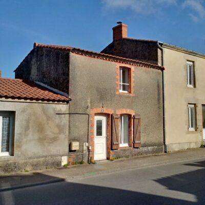 Photo Vente – Maison – 3 pièces – Froidfond (85300)