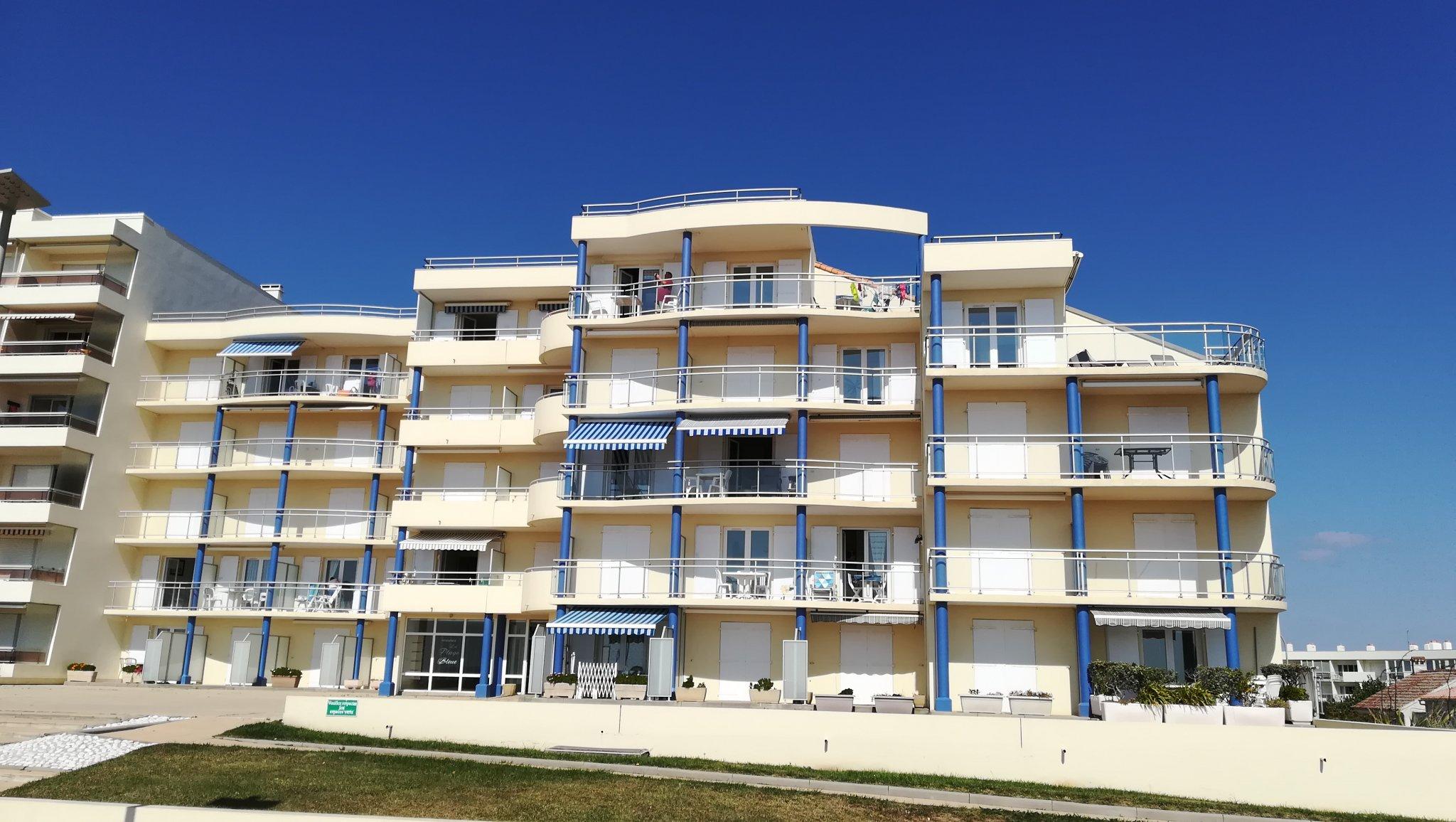 Photo Vente – Appartement – 2 pièces – Saint-Hilaire-de-Riez (85270)