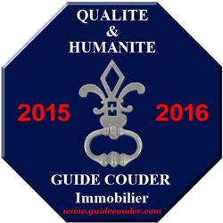 L'Immobilière Vendéenne intègre le guide Couder !