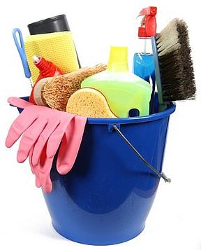 5 produits naturels pour une maison, un appartement sains en respectant l'environnement